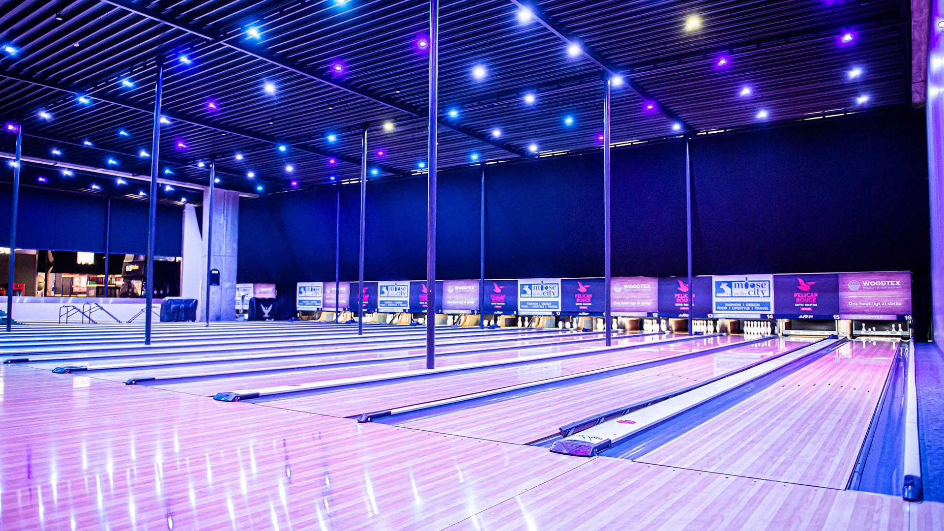 AB E-karting   Bowling