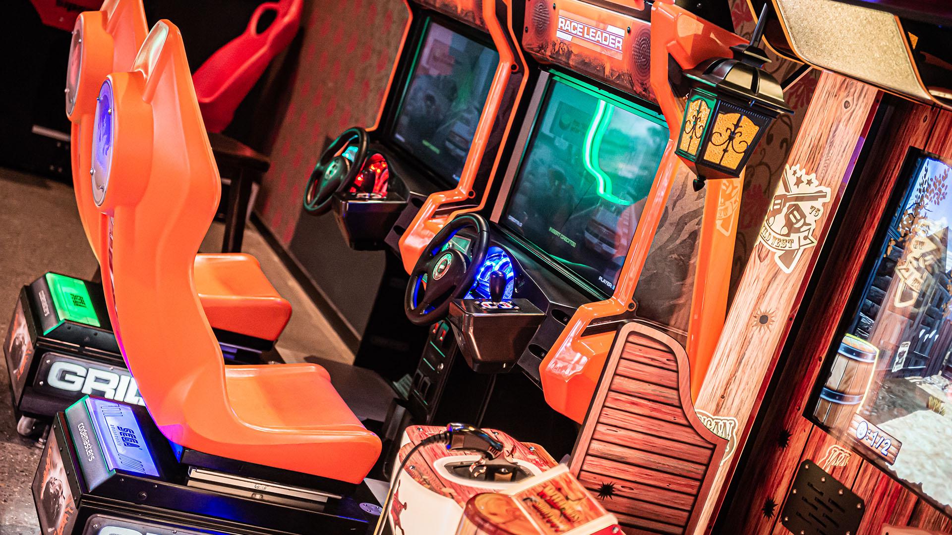 AB E-karting | Lunapark | Arcadegames | Racer