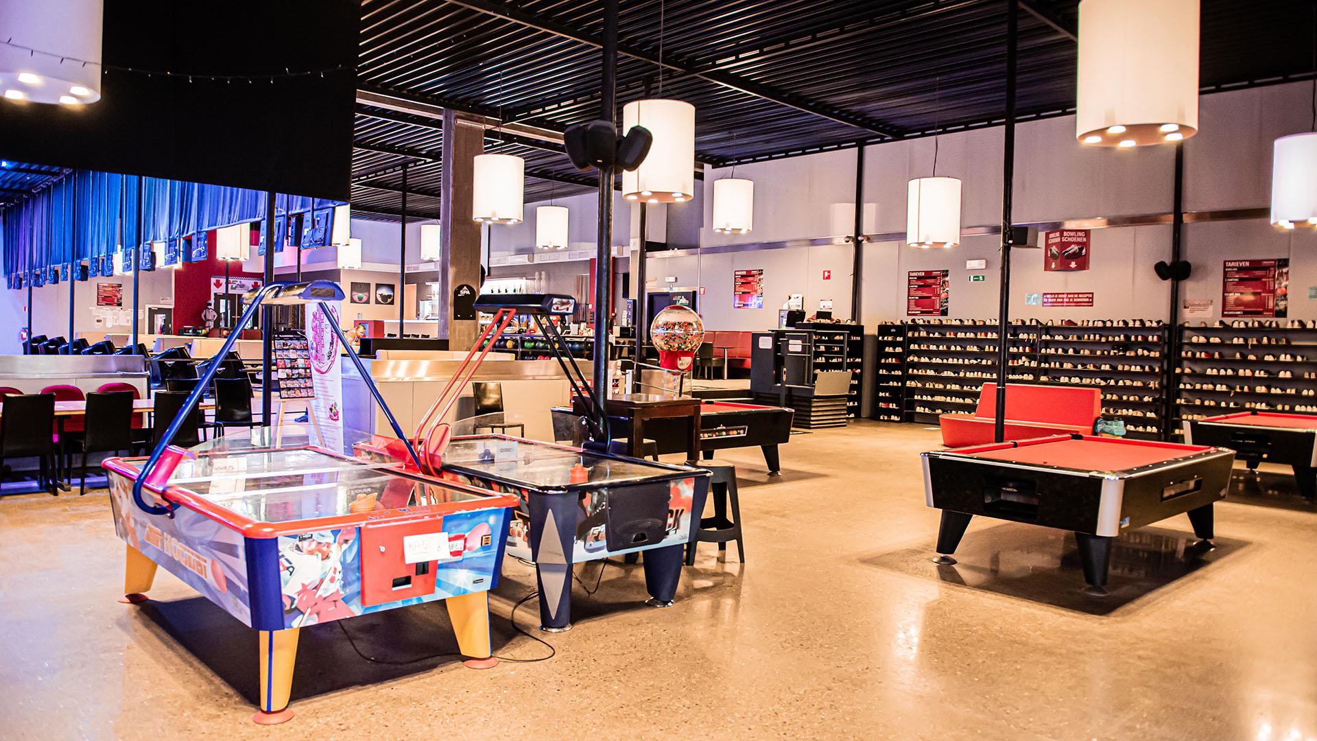 AB E-karting | Lunapark | Arcadegames